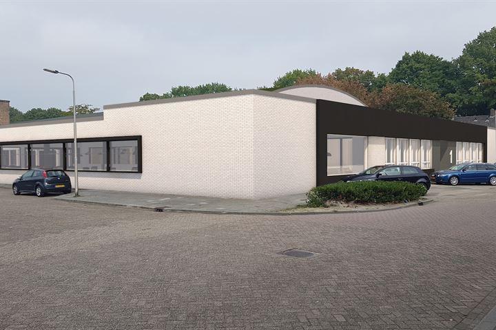 Artemisstraat 1, Tilburg