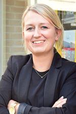 Eline van den Berg (Office manager)