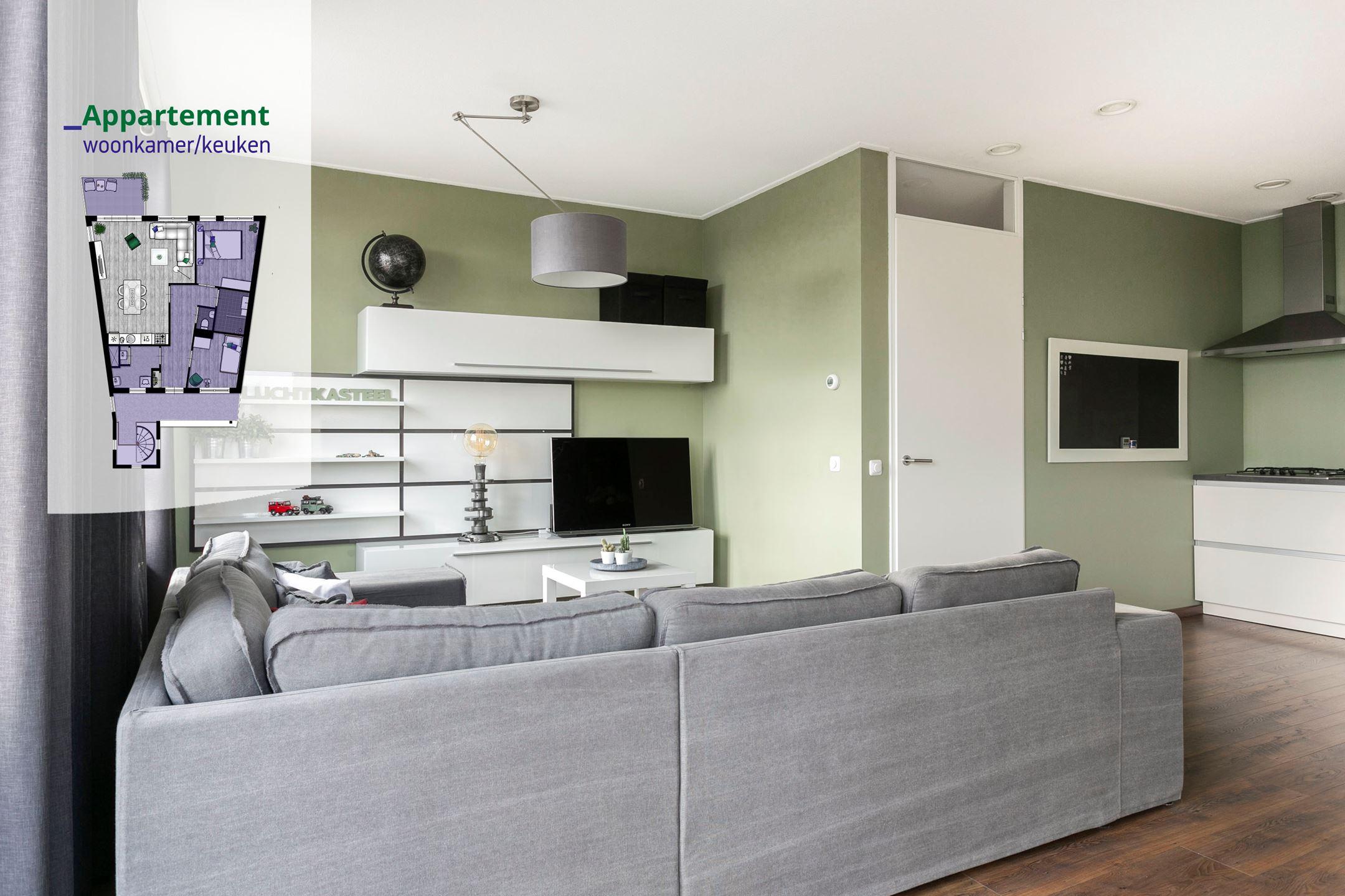 Appartement te koop: De Klok 128 2231 DT Rijnsburg [funda]