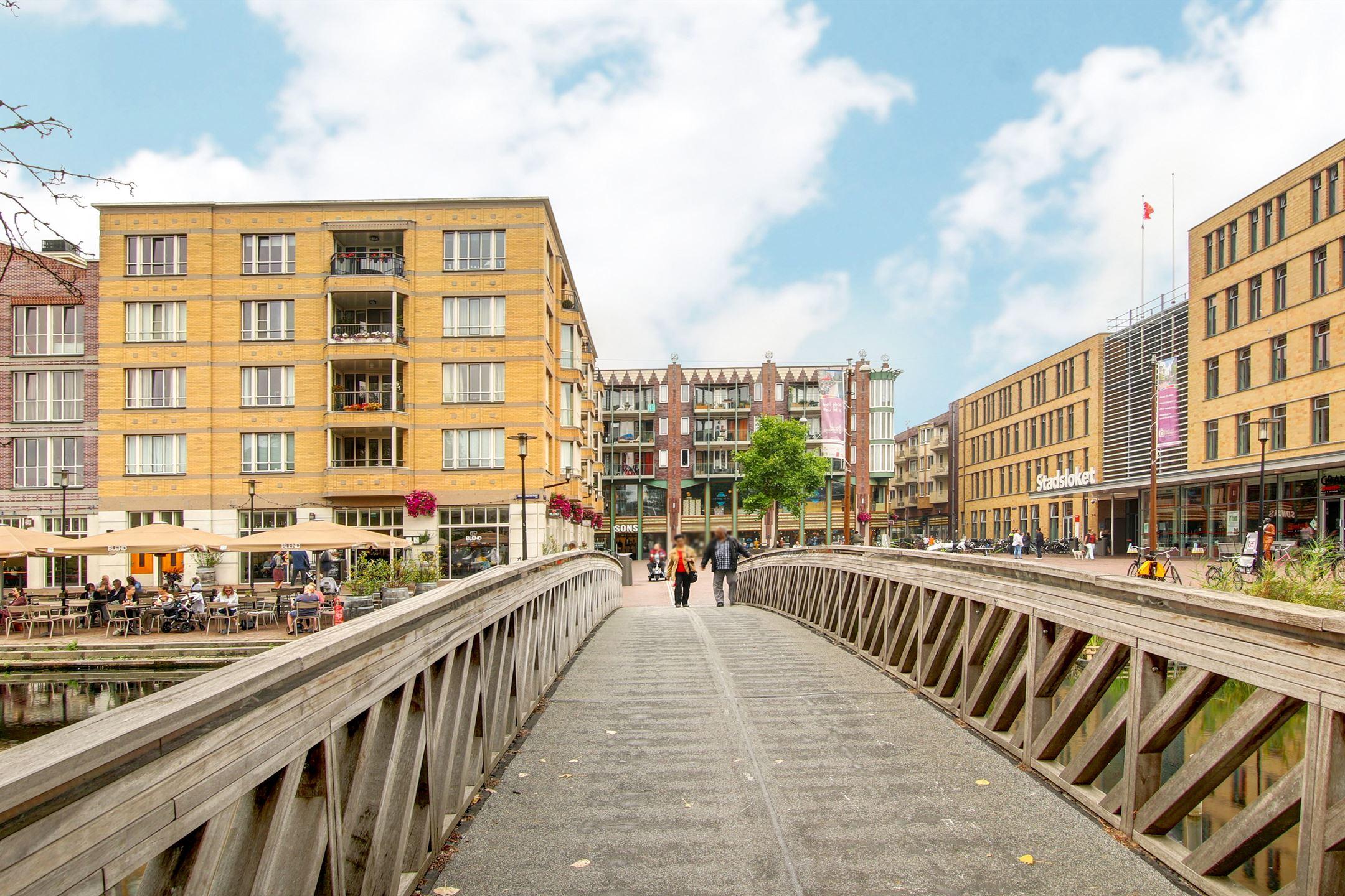 Parkeergelegenheid te koop linnaeuskade 7 84 1098 bd for Funda amsterdam watergraafsmeer