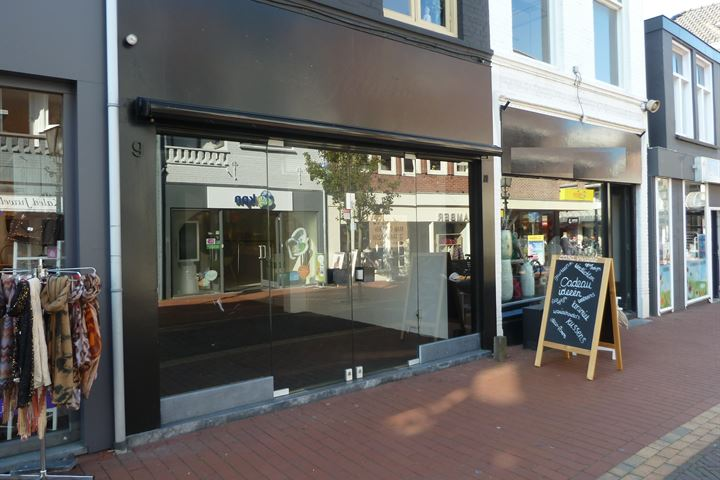 Nassaustraat 9, Bussum