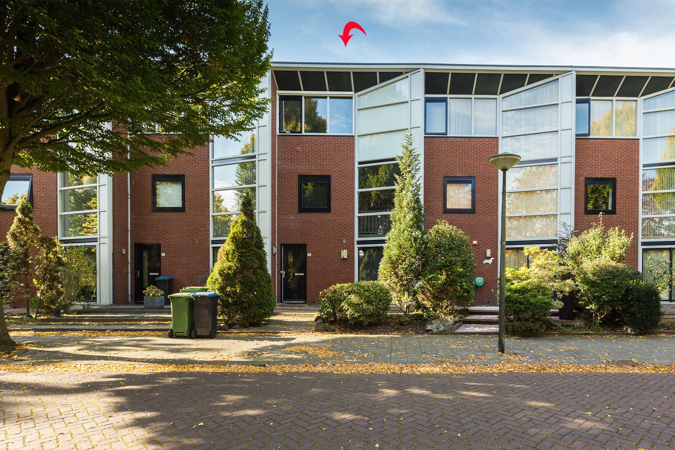 Zonwering Slaapkamer 19 : Verkocht aletta jacobskade tg vlaardingen funda