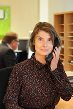 Yvonne Sloetjes (Secretaresse)