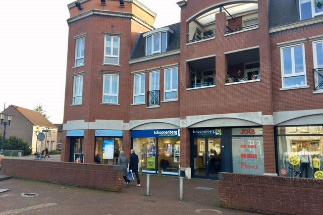 Wilhelminaplein 64, Rijen