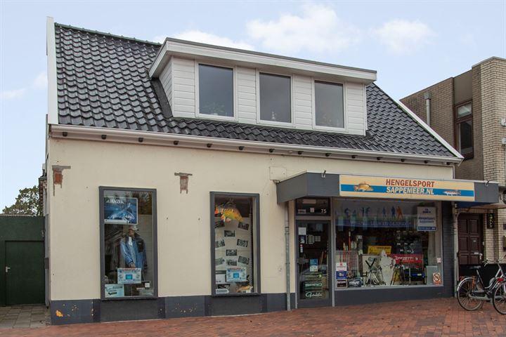 Noorderstraat 75, Sappemeer