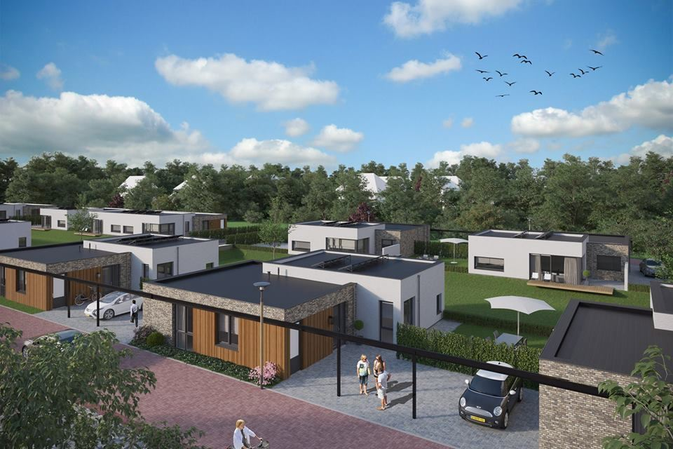 Nieuwbouwproject Te Koop Piekenhoef Berghem Woningen Fase 4 Funda