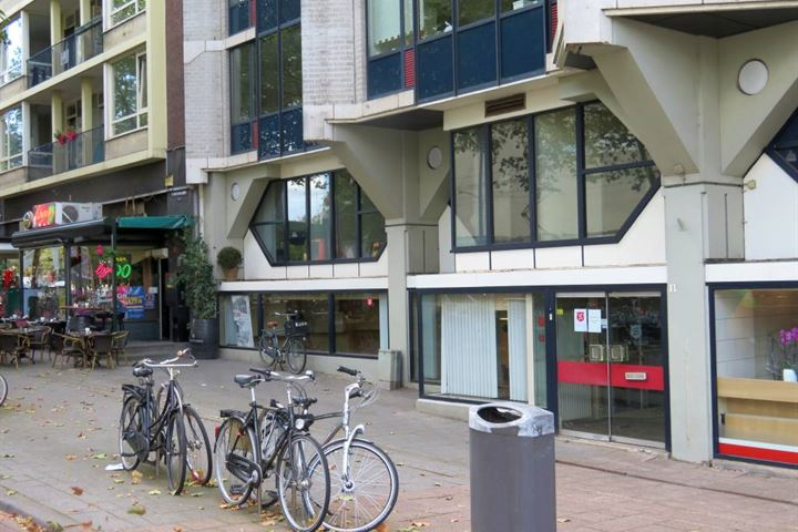 Schiedamsedijk 2 -3, Rotterdam