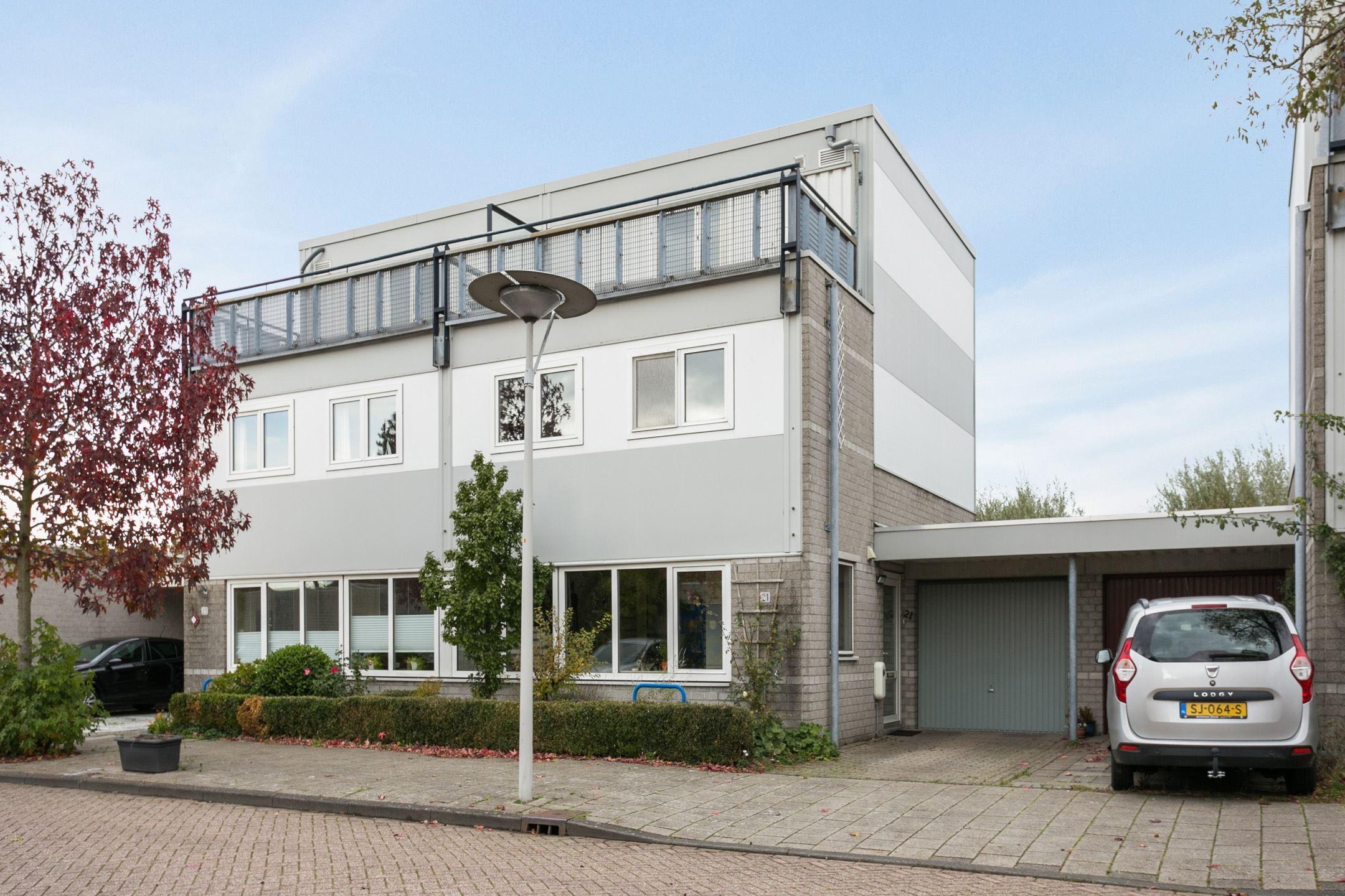 Huis Te Koop Annie Van Hattemstraat 21 2331 Mp Leiden Funda