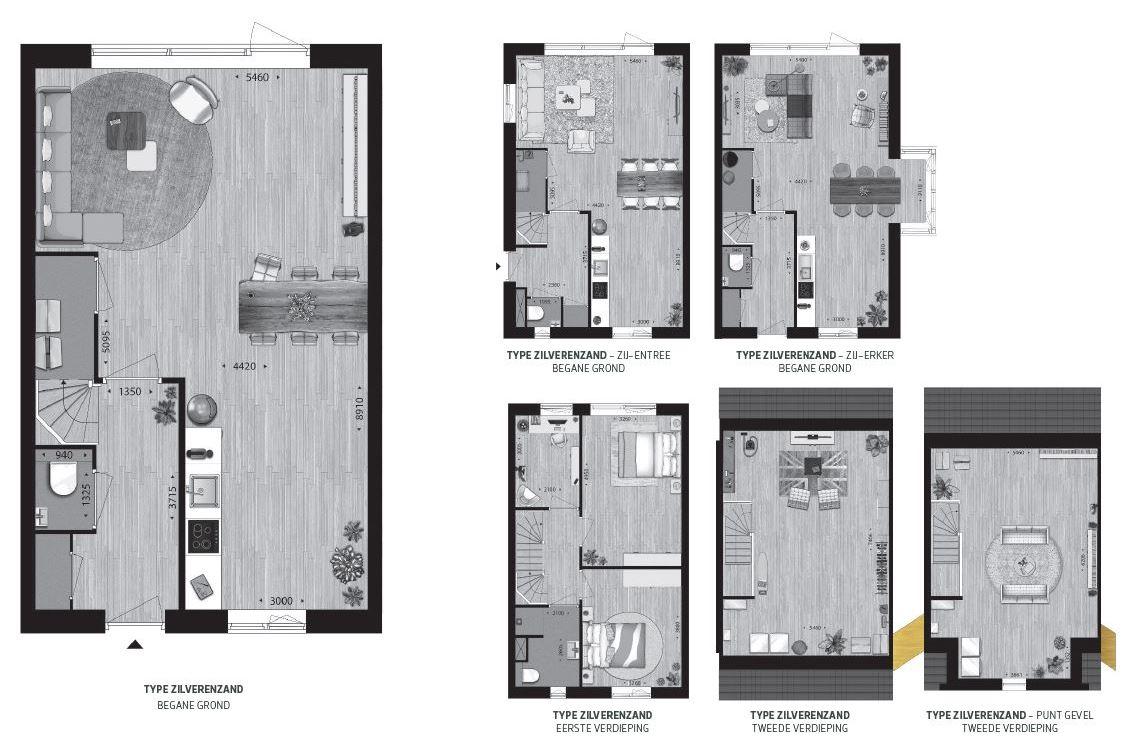 Bekijk foto 2 van Zand & Honing, bouwnummer 4 (Bouwnr. 4)