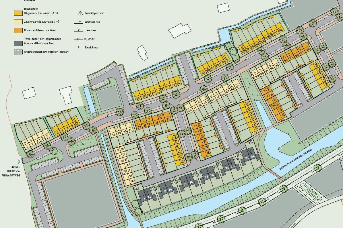 View photo 3 of Zand & Honing, bouwnummer 30 (Bouwnr. 30)