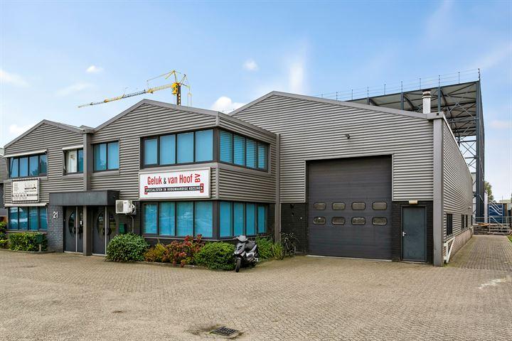 Sluisweg 21 a, Waalwijk