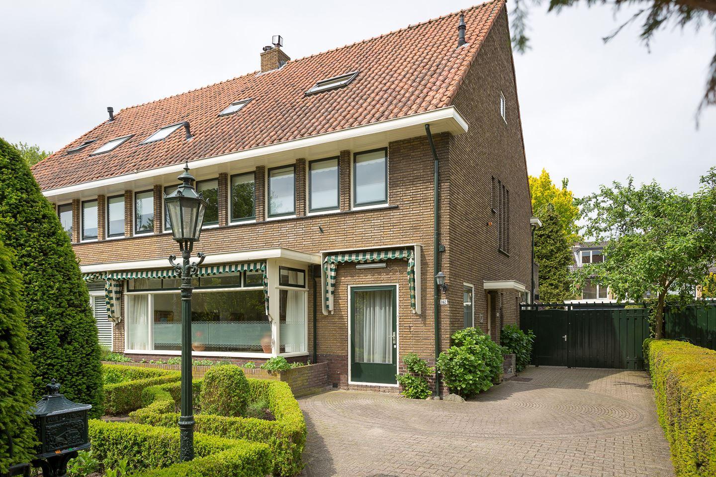 Huis te koop loosdrechtseweg 162 1215 kc hilversum funda for Huis hilversum