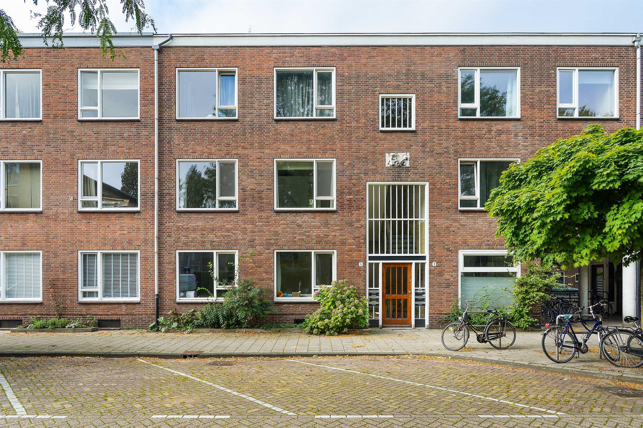 Appartement te koop lord kelvinstraat 9 i 1098 se for Funda amsterdam watergraafsmeer