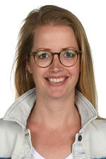 Eetske de Boer (Office manager)
