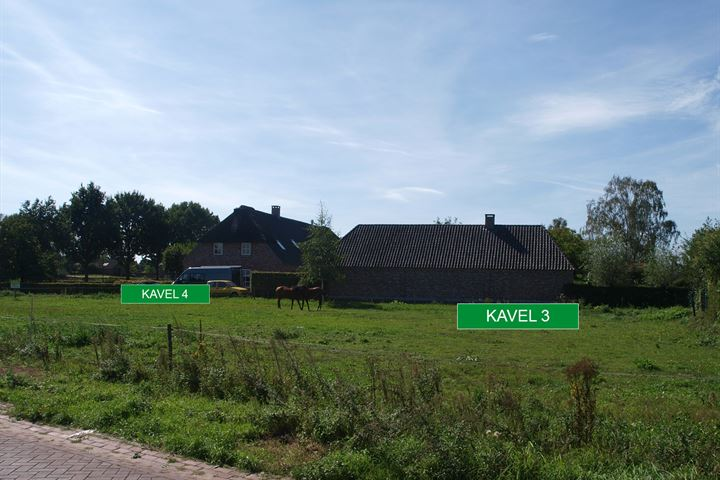 Vossenhol - Bouwkavels