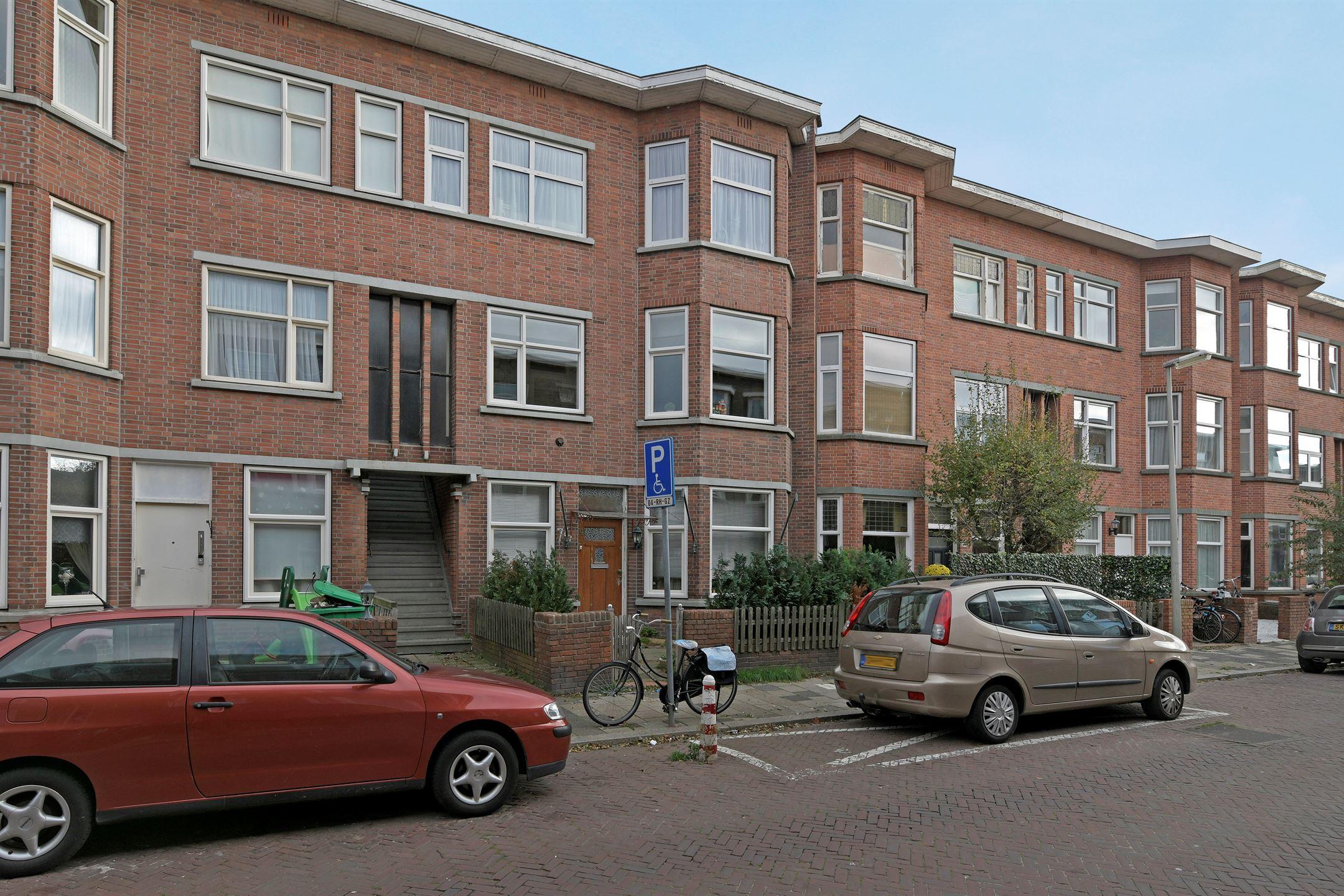 Verkocht bennekomstraat 72 2573 rh den haag funda for Eengezinswoning den haag te koop