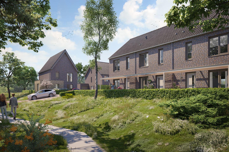 View photo 2 of Buitenhof Oost fase 3, Tussenwoning A3 (Bouwnr. 13)