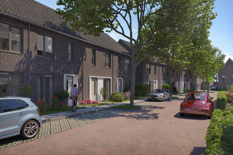 Bekijk foto 1 van Buitenhof Oost fase 3, Tussenwoning A2 (Bouwnr. 18)