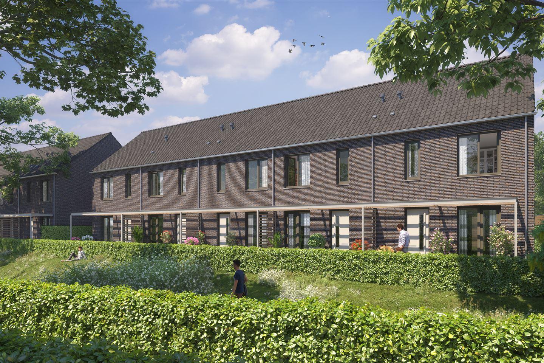 Bekijk foto 1 van Buitenhof Oost fase 3, Hoekwoning B4  (Bouwnr. 15)