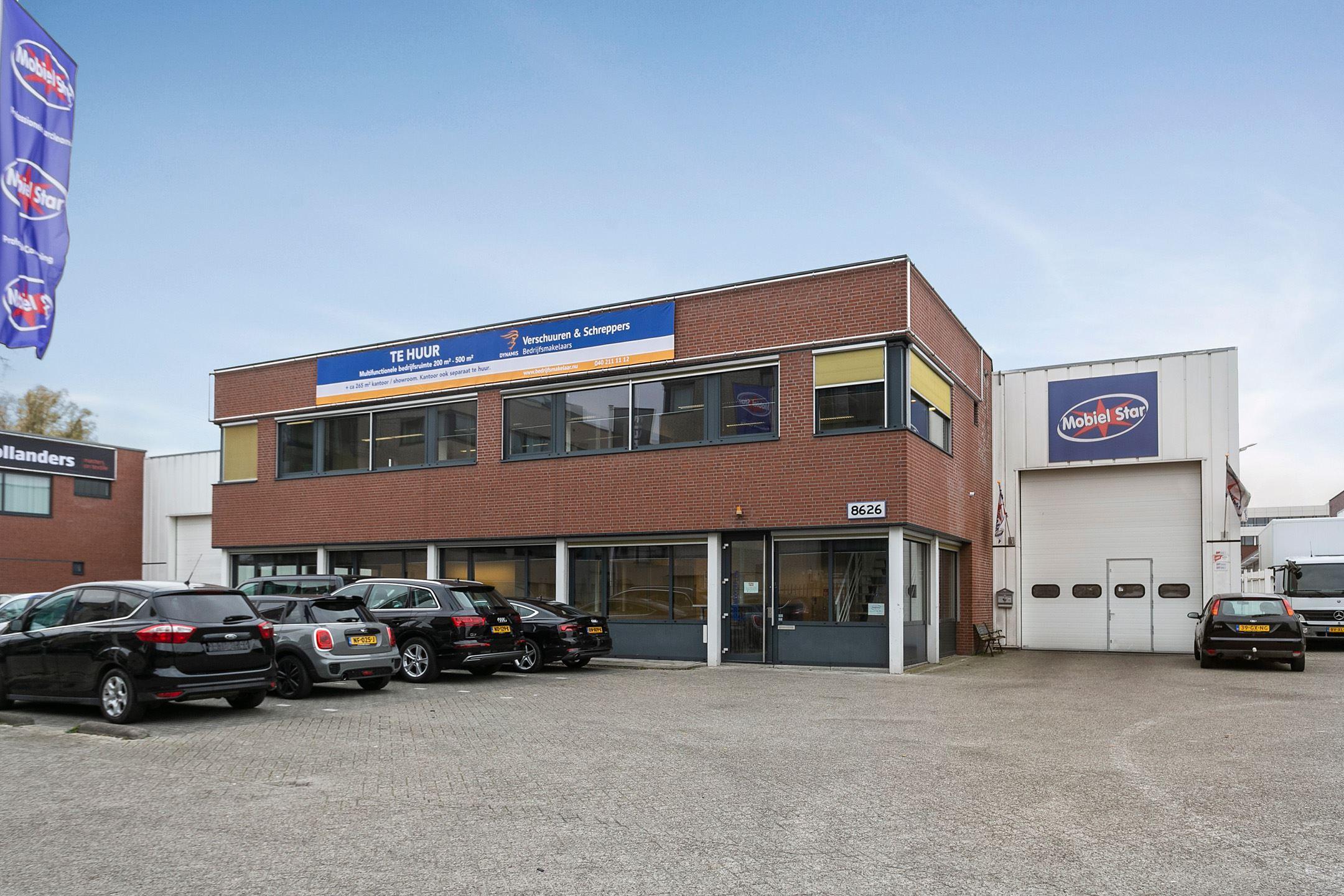 Mobiel Kantoor Huren : Bedrijfshal eindhoven zoek bedrijfshallen te huur