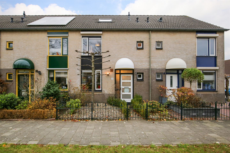 Bekijk foto 1 van Mathilde Wibautstraat 14