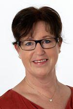 Jolanda van der Meer (Administrative assistant)