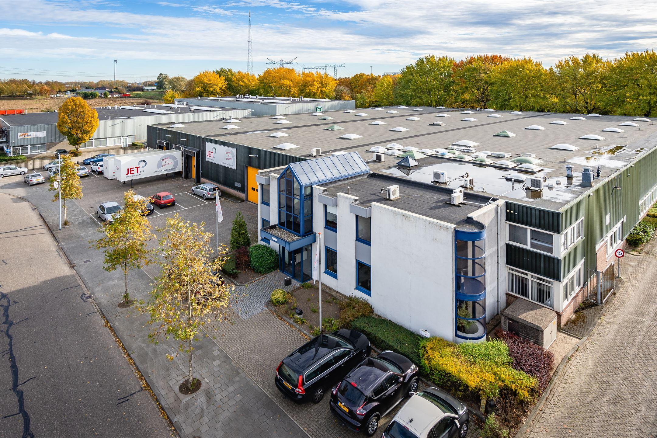 b3dac06bfdf Bedrijfshal Den Bosch | Zoek bedrijfshallen te koop: De Beverspijken ...
