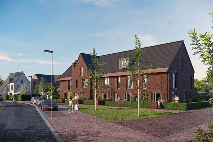 Wonen aan het Woldmeer - Tussen (Bouwnr. 3)