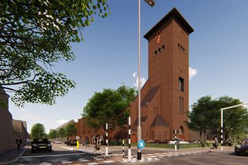 Sacramentshof - Wonen in of achter de Sacramentskerk!