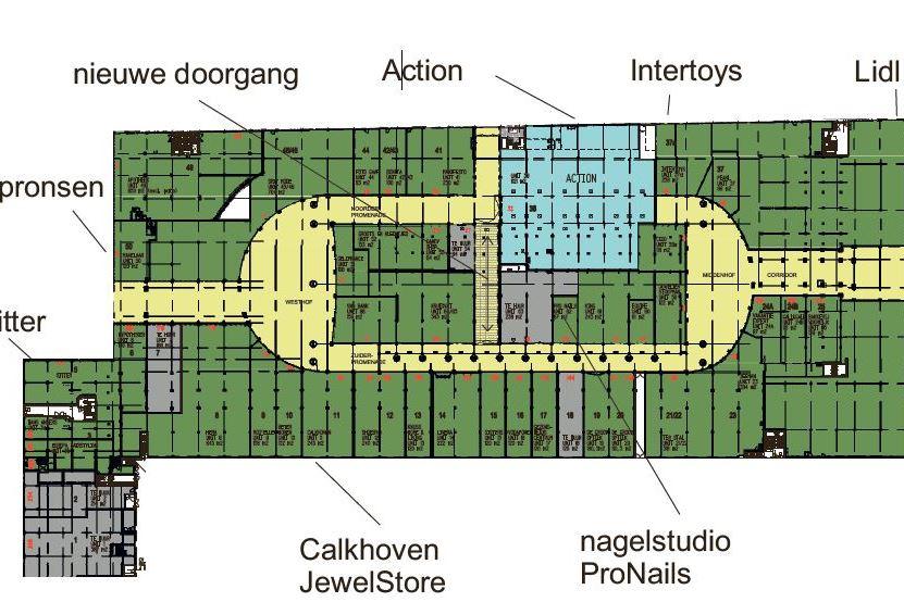 Bekijk foto 3 van Winkelcentrum De Schoof 178 .