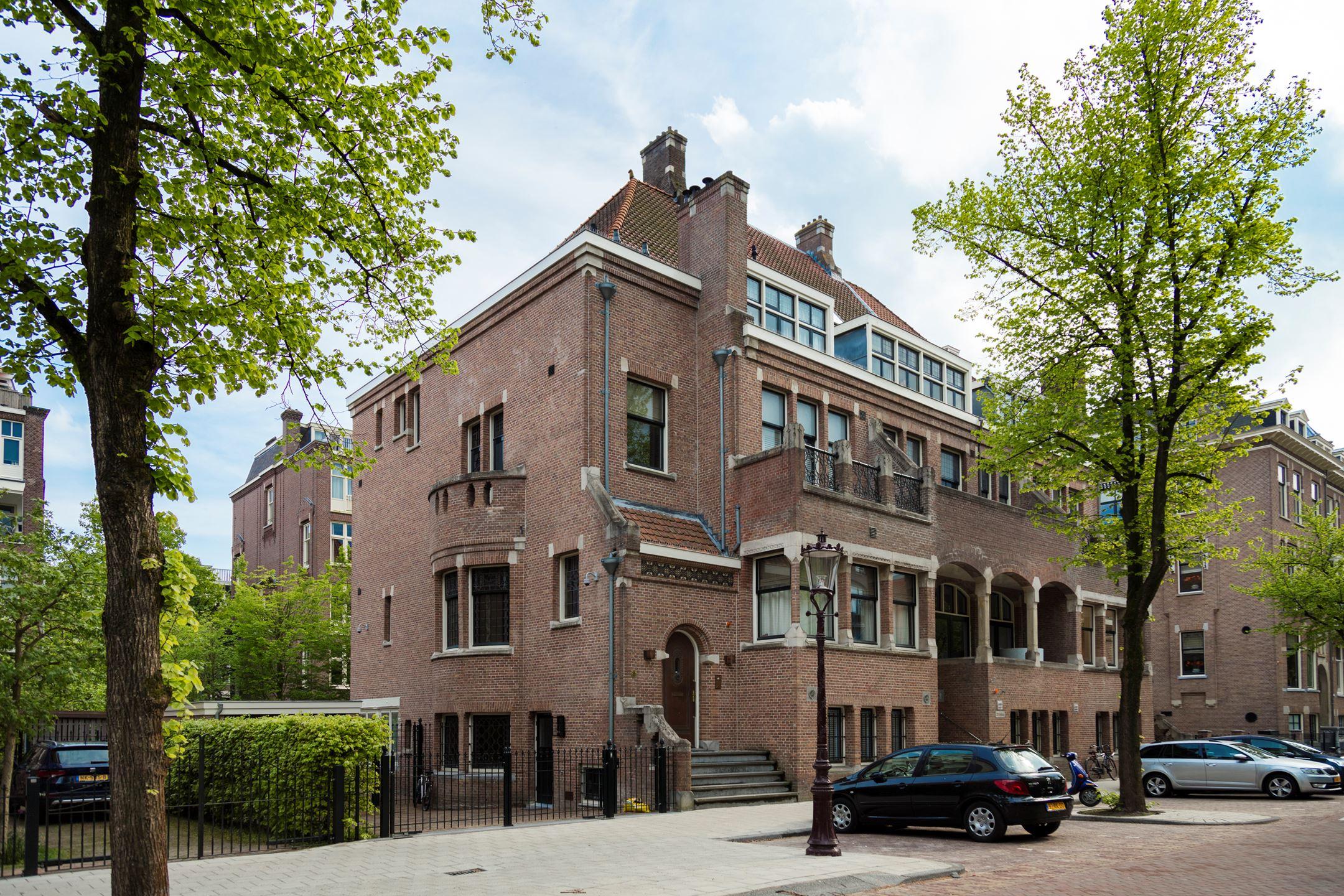Een kijkje in het duurste huis van Amsterdam