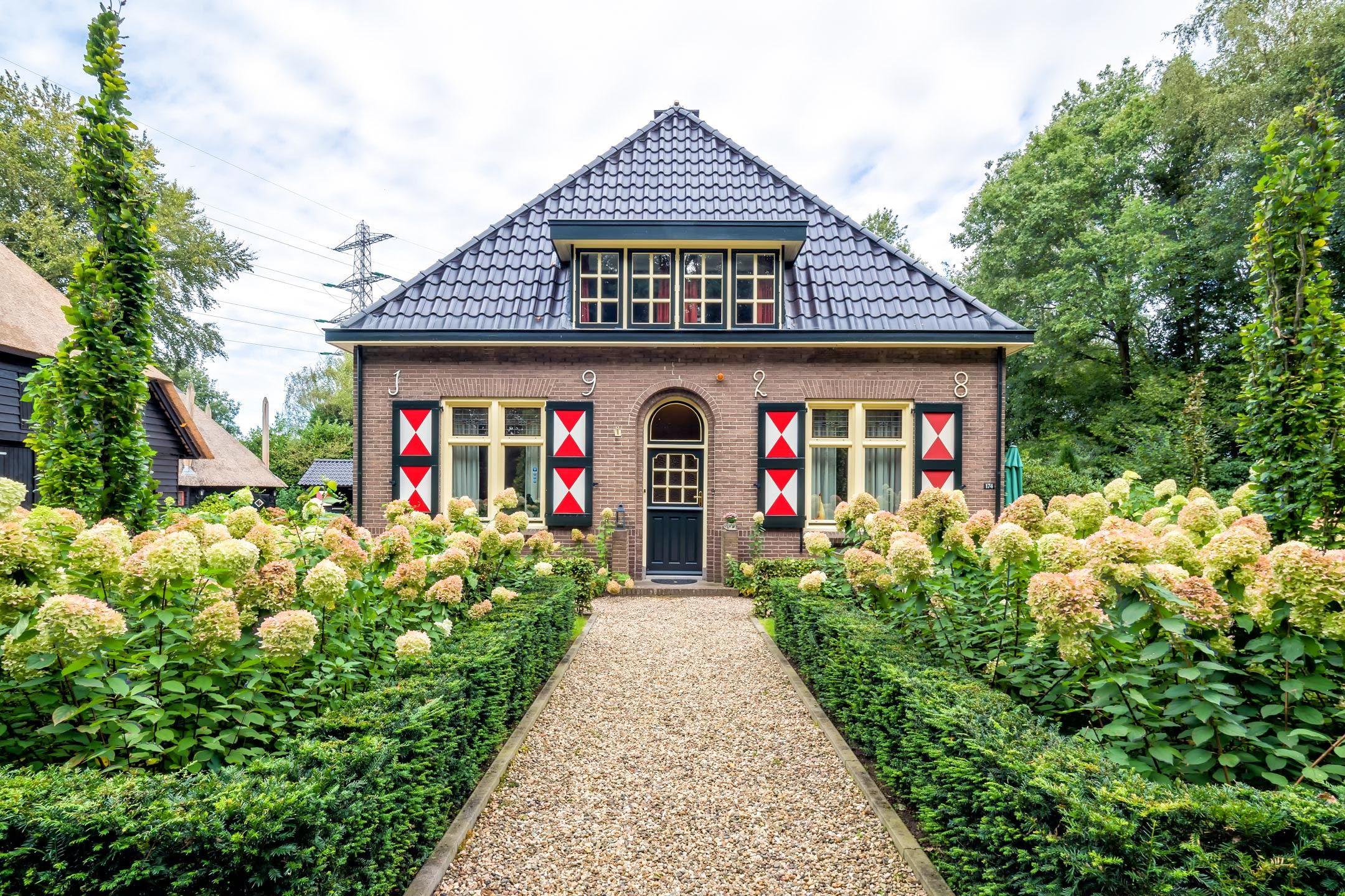 Huis te koop horsterweg 174 3853 jg ermelo funda for Woonboerderij te koop veluwe