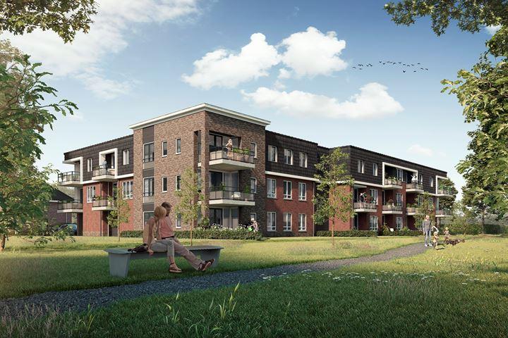 Fruythof - Appartementencomplex Aan de Kreek