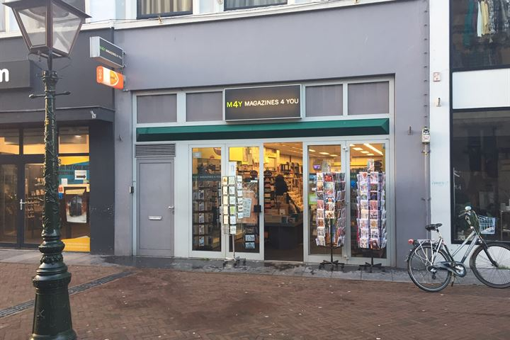 Breestraat 107, Leiden
