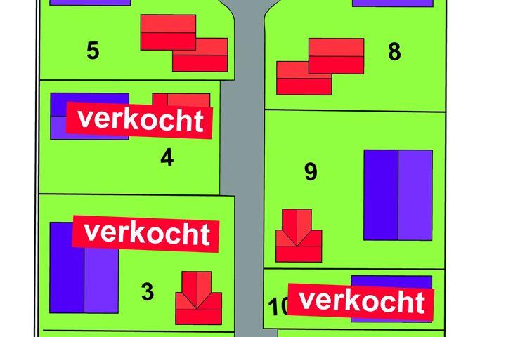 Roggeakker kavels wonen/werken, Schoonebeek