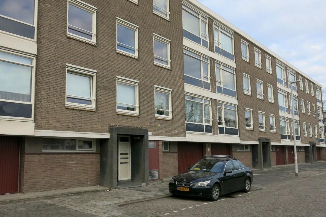 Verkocht sint maartensdijkstraat 43 3086 th rotterdam funda for Starterswoning rotterdam