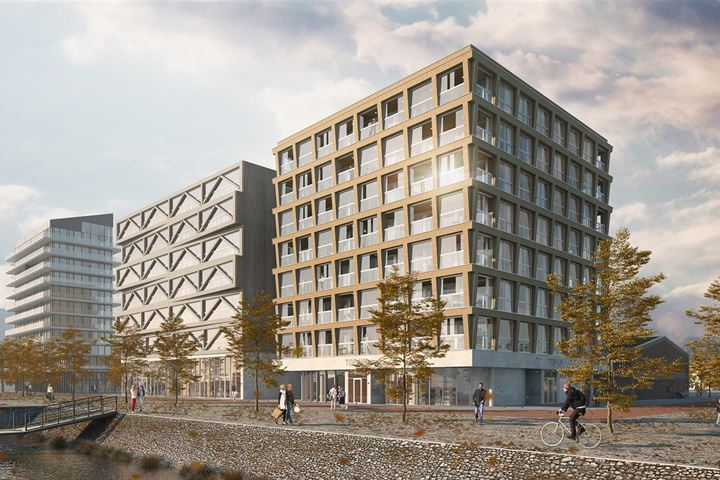 Top-Up lofts- Buiksloterham