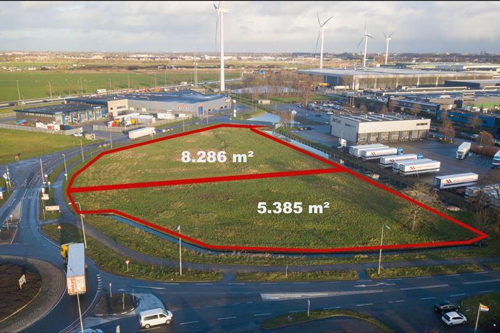 Transportweg,Distripark, Kavel 5413 & 5414, Waddinxveen