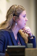 Nienke Vedder (Secretaresse)