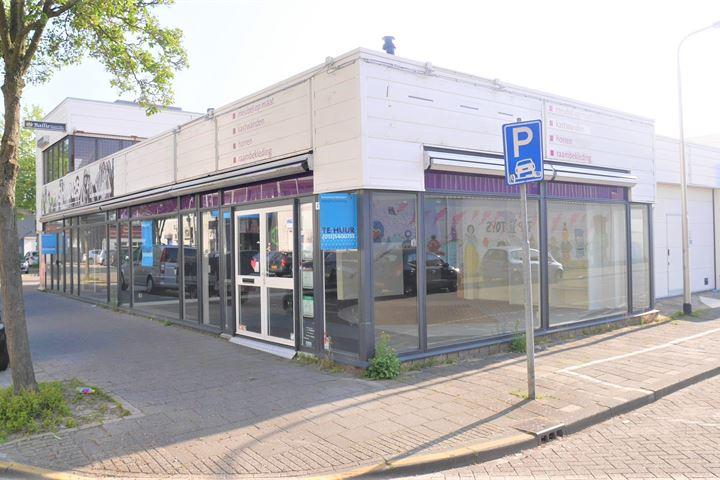 Daniël Josephus Jittastraat 4 A en B, Tilburg