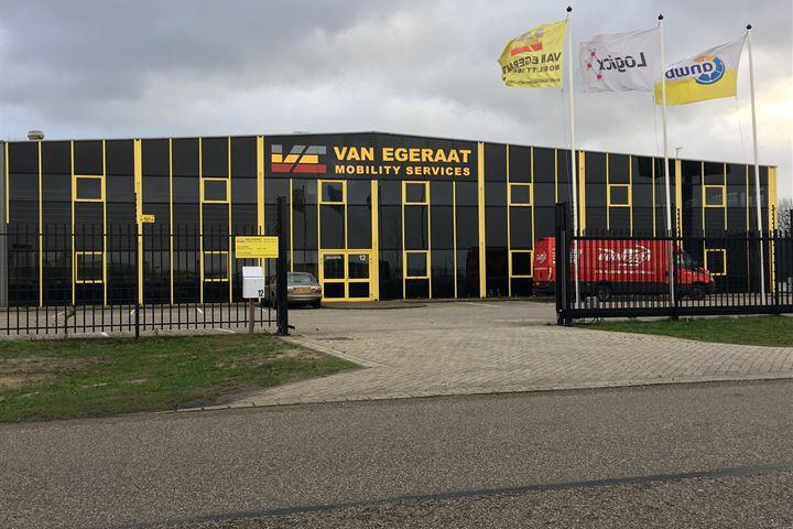 Koopvaardijweg 12, Oosterhout (NB)