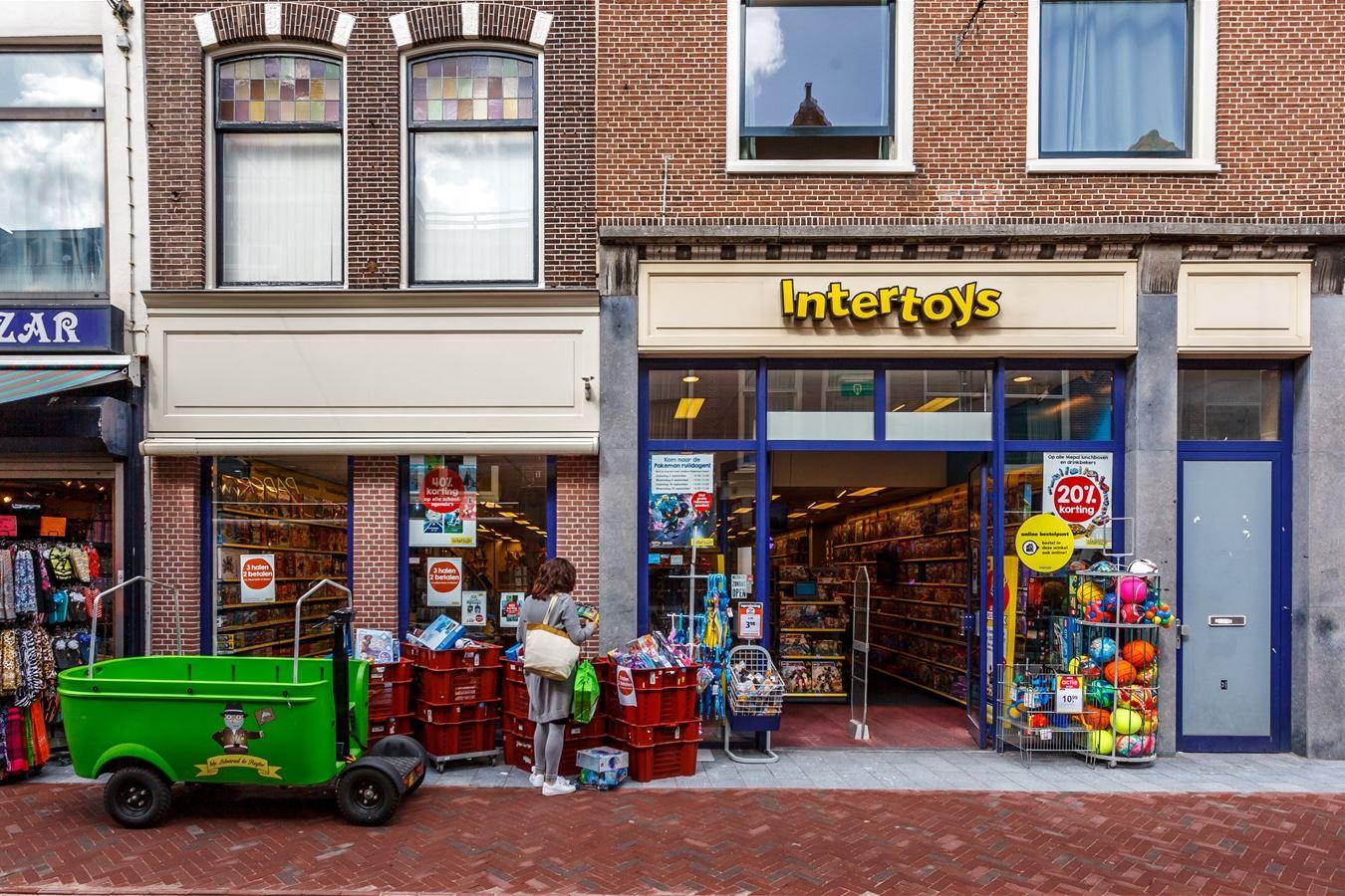Bekijk foto 1 van Haarlemmerstraat 182 -184