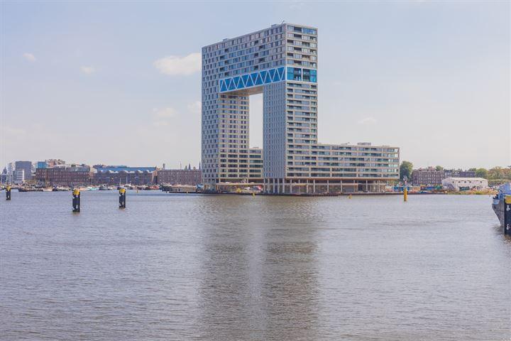 Pontsteiger 1, Amsterdam