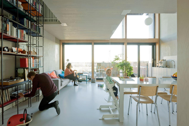 Bekijk foto 2 van Oosterhamrikkade (Bouwnr. 2)
