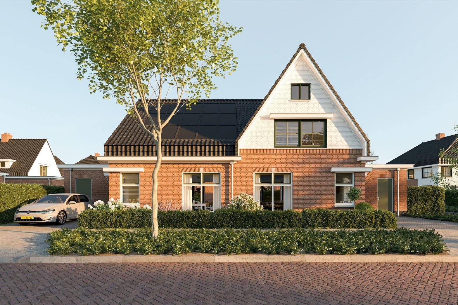 Semi Bungalow Bouwen : Huis te koop: 50 semi bungalow tuindorp land van dico 5404 nj