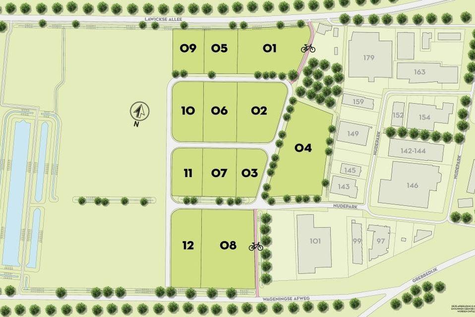 Bekijk foto 2 van Nudepark 2 - Deelgebied 3 Zuid: kavel 08