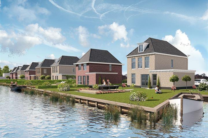 Rijnoever - Eigen woningen bouwen aan de Rijn