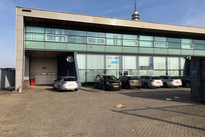 Albert Plesmanweg 95-97, Rotterdam