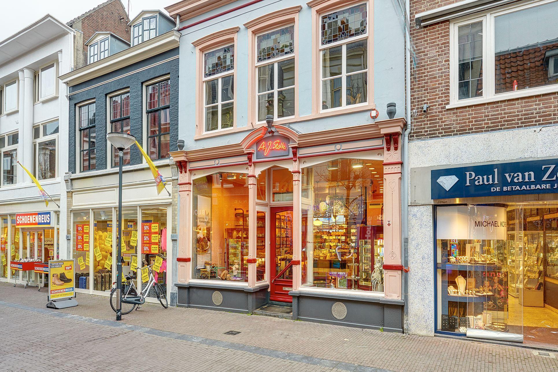 d2a6b2b7622 Winkel Wageningen | Zoek winkels te huur: Hoogstraat 60 6701 BW ...