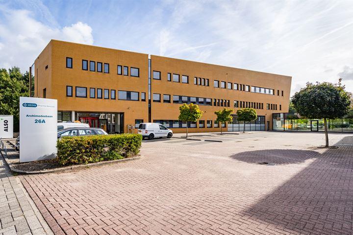 Archimedesbaan 24 - 26A, Nieuwegein